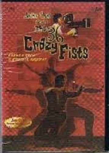 Jackie Chan's 36 Crazy Fists (DVD, 2004)