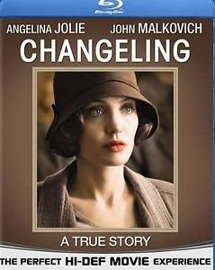 Changeling (Blu-ray Disc, 2009)