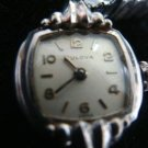 Bulova Womens Ladies Old Antique Wristwatch Watch 10K