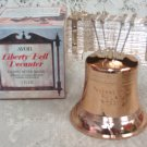 Avon Liberty Bell Decanter Oland After Shave 5 oz.