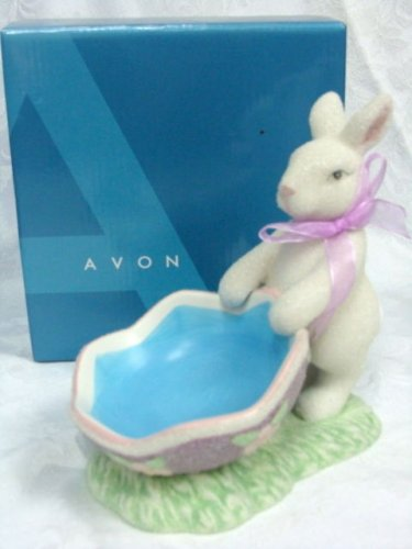 Avon Easter Enchantment Candy Dish - (NEW)