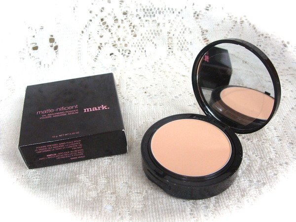 Mark Matte-Nificent  Oil Absorbing Powder  Very Light 0.4 oz. Full Size