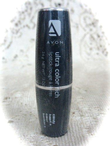 Avon Ultra Color Rich Lipstick Candy Heart