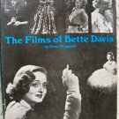 The Films of Bette Davis Book by Gene Ringgold