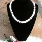 Avon Vintage White Gold CLASSIC TWIST NECKLACE CHOKER