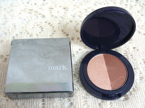 Mark Eyes Shadow Duo  Down to Earth
