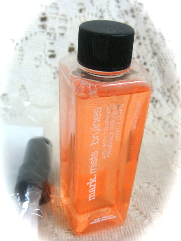 Mark Juicy Body Fragrance  Body Spray Just Peachy