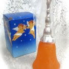 Avon Heavenly Cherub   Hostess Bell  Bird of Paradise CologneDecanter 3.75 fl. o
