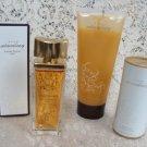 Avon Extraordinary Parfum Spray w/ Shower Wash & Body Powder Set