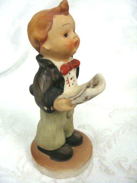 Royal Singing Boy Figurine