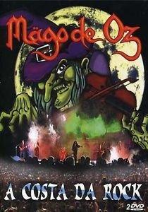 Mago de Oz - A Costa Da Rock (DVD, 2004, 2-Disc Set)