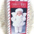"House of Lloyd Christmas Angel Doll  Around the World""Snow Drop"""