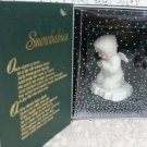 Winter Tales of Snowbabies  Now I Lay Me Down to Sleep Figurine