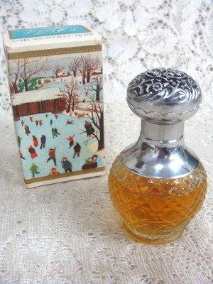 Avon Bird of Paradise  Mist Vintage Decanter 2 oz.