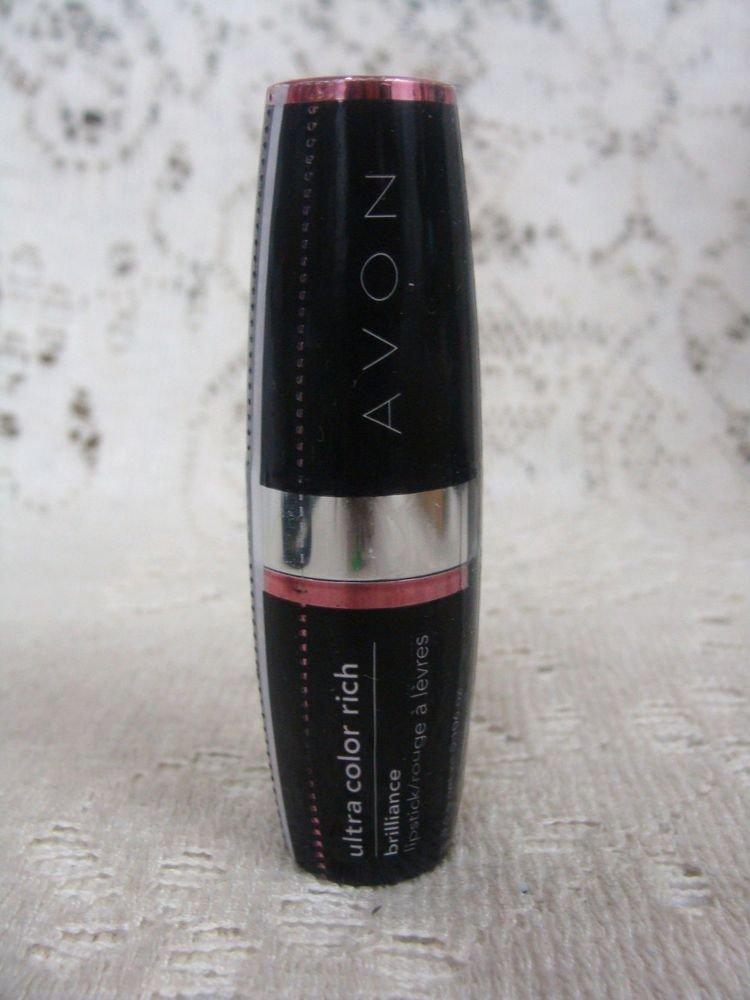 Avon Ultra Color Brilliance Lipstick Sparkling Sable F504 - (NEW)