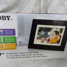 COBY WIDESCREEN DIGITAL PHOTO FRAME COLOR DISPLAY - (NEW)