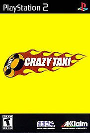 Crazy Taxi  (Sony PlayStation 2, 2001)