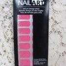Avon Nailart Design Nails Hot Pink Bling