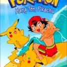 Pokemon Vol. 22: Hang Ten, Pikachu (DVD, 2000)