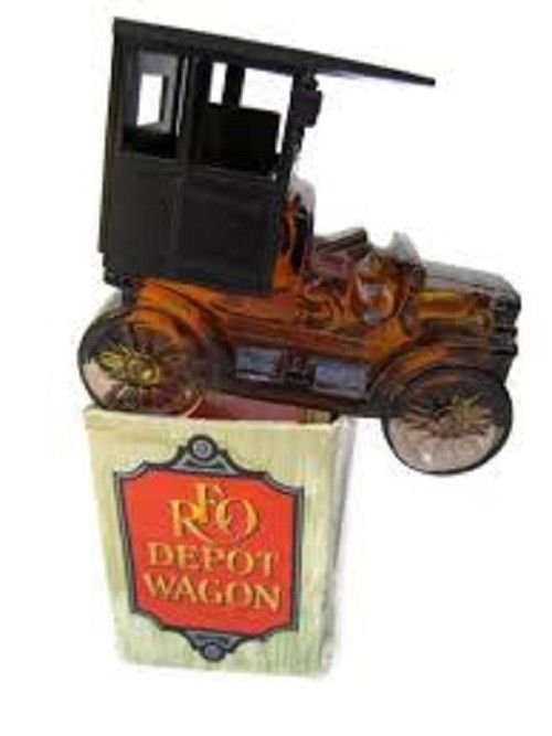 Avon Reo Depot Decanter Oland After Shave