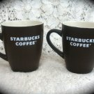 Starbucks Coffee Cup Set (2)
