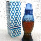 Avon Crystalpoint Salt Shaker Decanter Sonnet Cologne 1.5 oz.