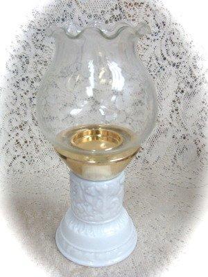 Avon Hurricane Lamp  Bird of Paradise CologneDecanter 6 oz.