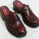 So real so right Clog Slip-On Womens Ladies Shoes 8.5