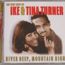 Very Best of Ike & Tina Turner [Prism Platinum] by Ike & Tina Turner (CD,...
