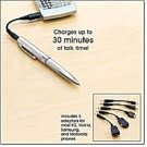 Avon Cell Phone Charger Pen