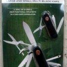 Coleman Hiker Combo Large & Small Multi-Blade Knife Set