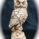 Owl Sculpture Medium 2 pds.