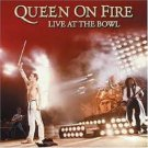 Queen On Fire Live at the Bowl Music DVD (NEW)