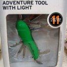 Eddie Bauer Adventure Stainless Steel Tool w/ Light