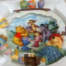 "Pooh's Sweet Dreams ""A Smacheral of Fun for Everyone Limited Edition 3D Plate"