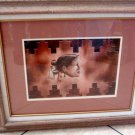 """Southwest Navajo """"Looking for a Dance Parner"""" Picture Signed Print byYazzi"""