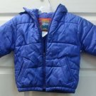 Okie Doke Kids Purple Outfit Weather Snow Jacket Overall Pant Set Size 4T