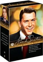 Frank Sinatra: The Golden Years (DVD, 2008, 5-Disc Set, Slipcase)