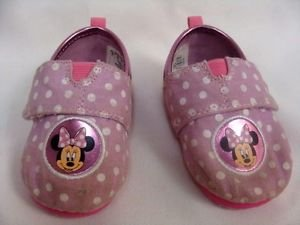 Minnie Mouse Shoes Children Baby Size 2