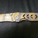 Frost Cutery Enfantry Camo Tactical Folder Folding Knife