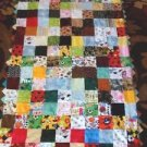 "Hand Crafted Quilt 65"" x 41"""