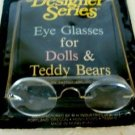 Designer Series Eye Glasses For Dolls & Teddy Bears 9175-12