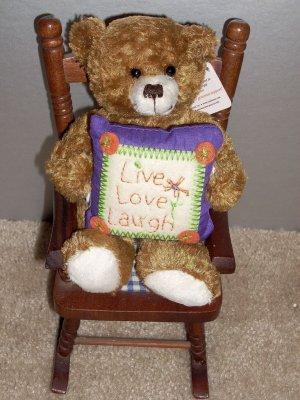 Original Bare Bear Plush Sachet