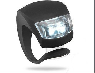 Multi-color Inbike silica bright Cycling Bike Safety Light