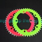 Alloy Fixed Gear Bike 44T Crank Gear Chain Ring