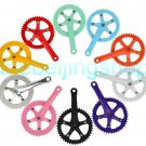 IB Fixed Gear Bike Alum Alloy 44T Crank Set & Arm