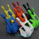 New Colorful Fixie bike Pedals Toe Clip Set (Pair)