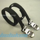 Bicycle Padals Toe Clip Straps for Fixie Fixed Gear Bike