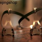TW Vintage Pedals Toe Clip With leather Straps (1 Pair)