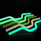 Cycling Glowing fixie Bicycle fixed gear bike Riser handle bar